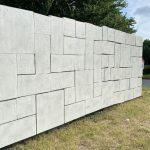 Wailing Wall at St. Andrew's UMC